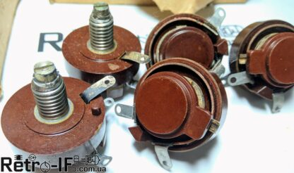 SPM resistor 10 ohm RETRO IF 06