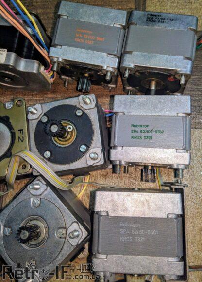 stepper motor robotron spa 52 Retro IF 008