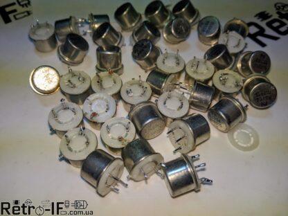 transistor BSV64 RETRO IF 08