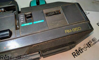 NEC RM 950 radio RETRO IF 05