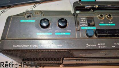 NEC RM 950 radio RETRO IF 06