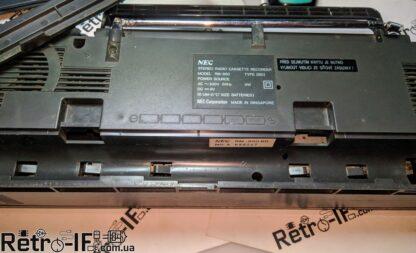 NEC RM 950 radio RETRO IF 08