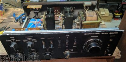 Unitra WS 503 amplifier RETRO IF 03