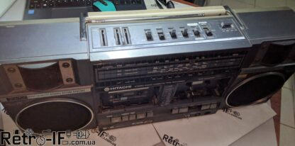 hitach trk w55k radio RETRO IF 08
