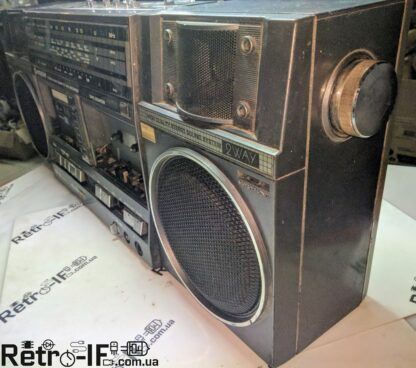 hitach trk w55k radio RETRO IF 13