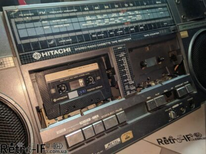 hitachi trk w55k radio RETRO IF 03