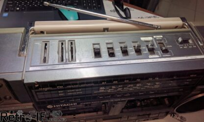 hitachi trk w55k radio RETRO IF 09