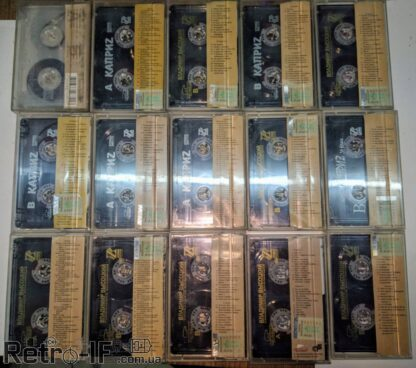 cassette visotskiy Retro IF 003