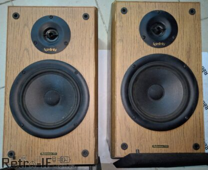 Loudspeakers infinity reference 11i Retro IF 002