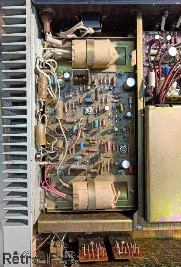 usilitel lorta 150UM 204C Radio RETRO IF 2020 rik 002