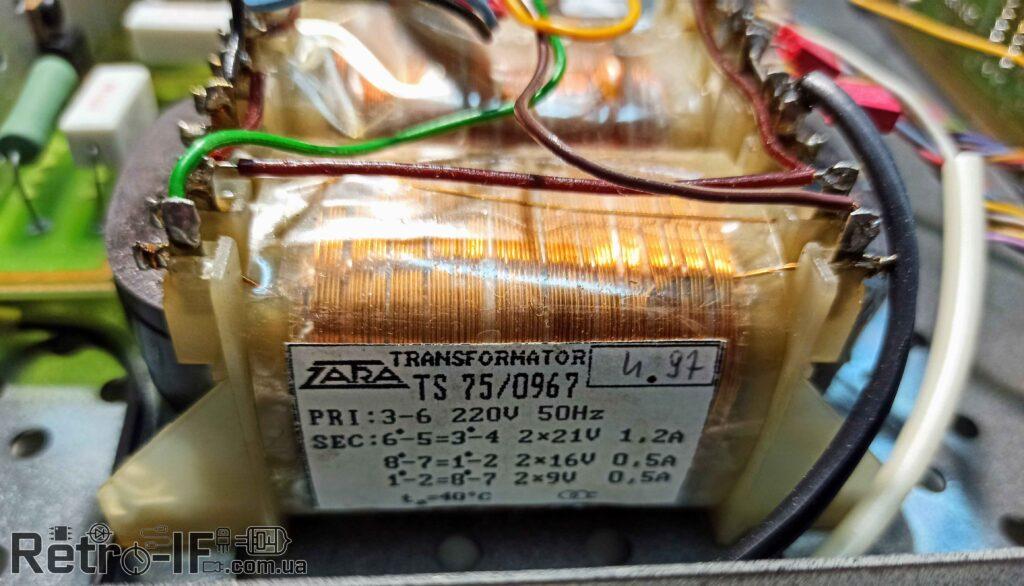 platy vnytri satelite lorta SAT TST 500 Radio RETRO IF 2020 005