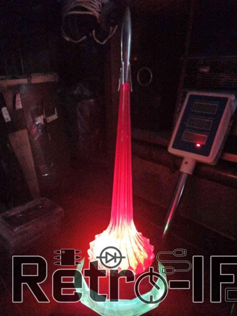 svetilnik Epoha Raketa Radio RETRO IF 2021 005 1