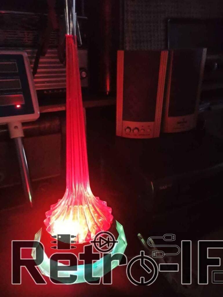svetilnik Epoha Raketa Radio RETRO IF 2021 008 1